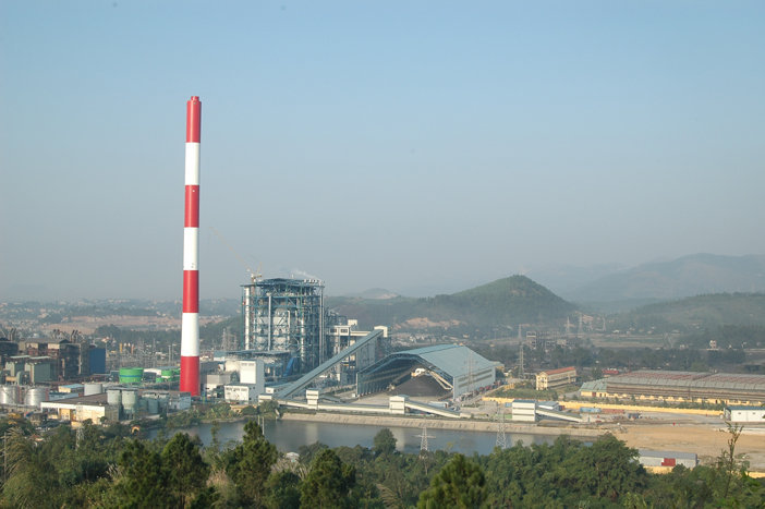 Uongbi Thermal Power Plant